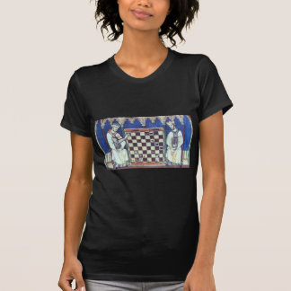 T-shirt Bandits d'échecs de Templar de chevaliers
