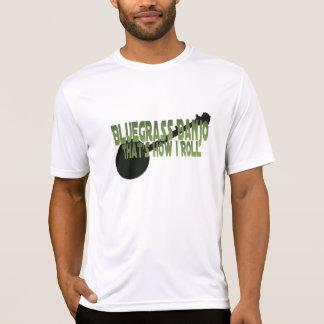 T-shirt Banjo de Bluegrass. C'est comment je roule