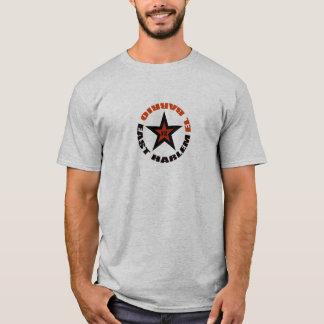 T-shirt Banlieue Harlem est NYC d'EL