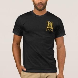T-shirt Bannière de monogramme de Harry Potter |