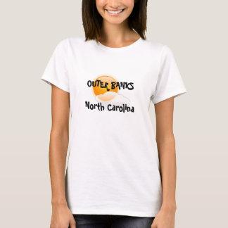 T-shirt BANQUES EXTERNES, la Caroline du Nord