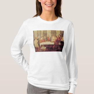 T-shirt Banquet donné par Bartolomeo Colleoni