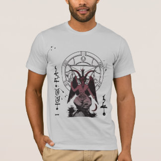 T-shirt Baphomet - béni soyez