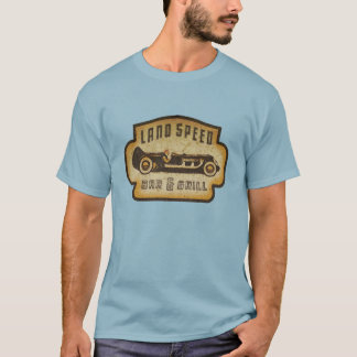 T-shirt Bar et grill de Landspeed