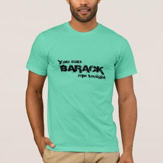 T-shirt Barack je ce soir