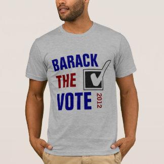 T-shirt BARACK le VOTE 2012