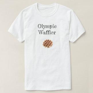 T-shirt Baratineur olympique de tee - shirt