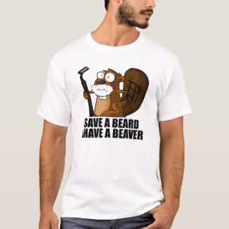 T-shirt Barbe