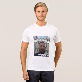 T-shirt Barbe de justice