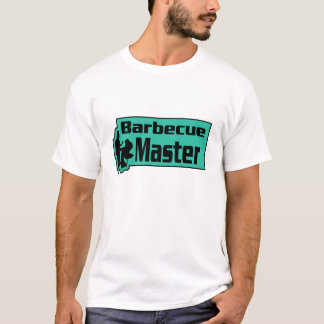 T-shirt Barbecue Master