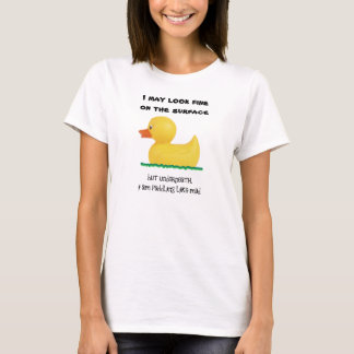 T-shirt Barbotage comme fou