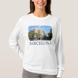 T-shirt Barcelone, Espagne