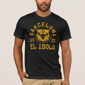 "T-shirt Barcelone pièce en t ""d'idolo d'EL"""