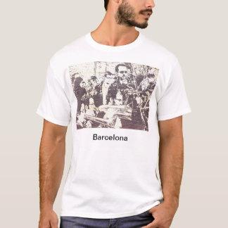 T-shirt Barcelone T