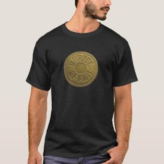 T-shirt Baril de chemise de marque d'arcade d'amusement