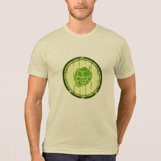 T-shirt Baril d'houblon (la pièce en t de l'amant de bière