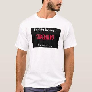 T-shirt Barman de super héros