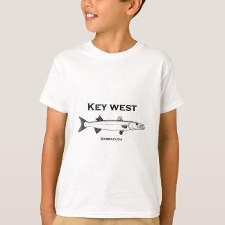 T-shirt Barracuda de Key West