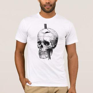 T-shirt Barre par la tête