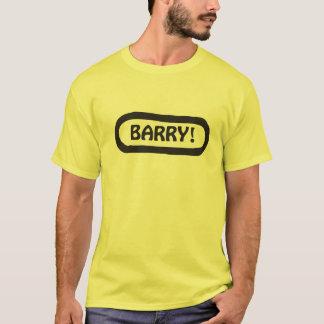 T-shirt Barry!
