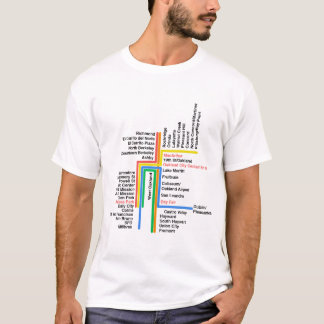 T-shirt BART hyperlinear pour t blanc