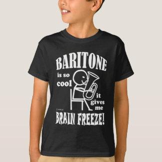 T-shirt Baryton, gel de cerveau
