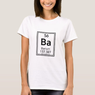 T-shirt Baryum 56