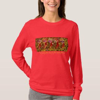 T-shirt Bas de Noël