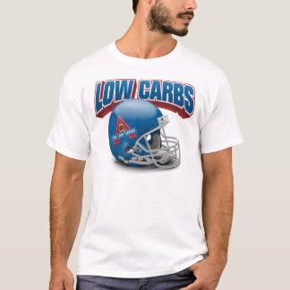 """T-shirt Bas glucides """"grande"""" pièce en t principale :"""