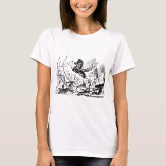 T-shirt Basculer-cheval-mouche