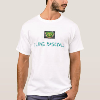 T-shirt Base-ball d'amour