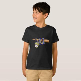 T-shirt Base-ball de pythons