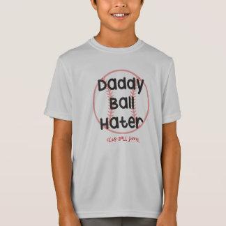 T-Shirt Base-ball gris T de représentation de la jeunesse