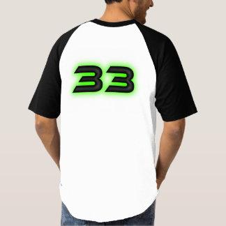 T-shirt Base-ball Jersey de G33kpod