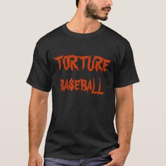 T-shirt Base-ball - torture