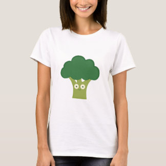T-shirt base de brocoli