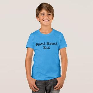 T-shirt Basé sur Plante d'enfants