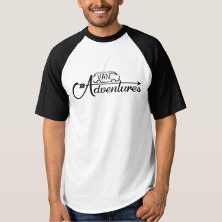T-shirt Baseball shirt Man Van Adventures