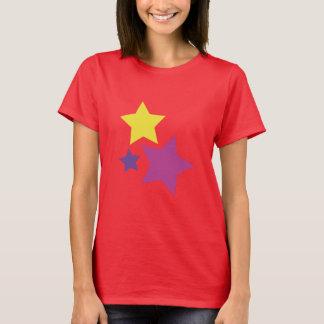 T-shirt Basic pour femme, Trois Etoiles