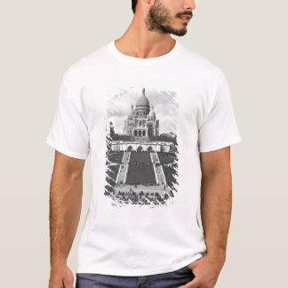 T-shirt Basilique de Sacre-Coeur, Montmartre, 1876-1910