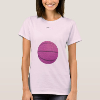 T-shirt basket-ball