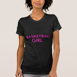 T-SHIRT BASKET-BALL, FILLE