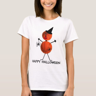 T-shirt Basket-ball Halloween