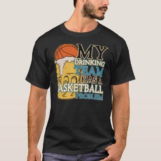 T-shirt Basket-ball potable d'équipe
