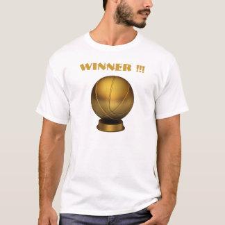 T-shirt Basketball WINNER !!!
