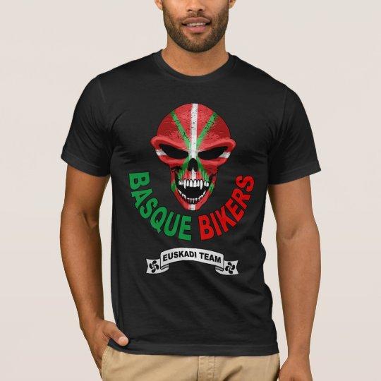T-shirt basque_biker