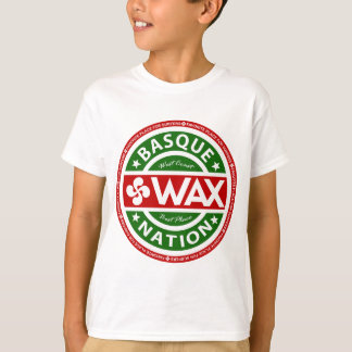 T-shirt Basque wax for surfers