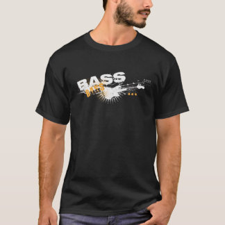 T-shirt Bass Obsession