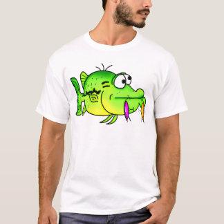 T-shirt Basse de bande dessinée