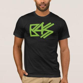 T-shirt BASSE (vert de néon)